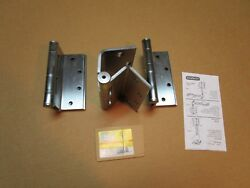 3 Stanley 5 Swing Clear Butt Hinges Cb278 45-0027 New Old Stock 26d Zinc
