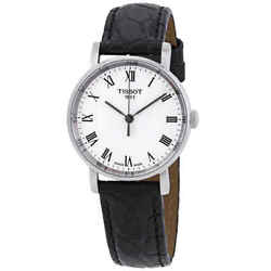 Tissot Everytime Small White Dial Ladies Watch T109.210.16.033.00