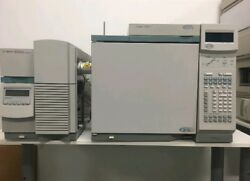 Agilent HP 6890 GCMS System complete W Set up & Training **WARRANTY*FINANCING**
