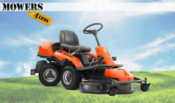 Husqvarna r322t Articulating Lawn mower with 103 Combi Deck
