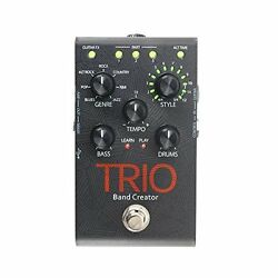 Digitech Trio Band Creator Guitar Effect Pedal with FS3X Footswitch Japan new .