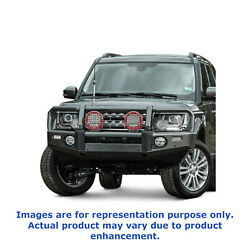 Arb Summit Full Width Front Winch Hd Bumper With Grille Guard 3432220