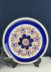 Nightfall By Mikasa - 12 Round Chop Plate/serving Plate - Discontinued Pattern