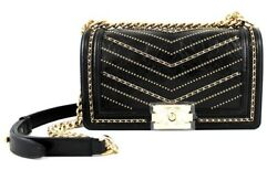 Womens Designer CHANEL (Old Medium) Calfskin Boy Bag – BlackGold