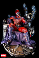 XM Studios MAGNETO 1/4 Statue BRAND NEW WITH COIN! FREE USA S/H! @_@ BEST PRICE