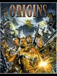 SEEKING TO PURCHASE    Origins Poster Original Call of Duty Black Ops 2
