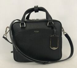Tumi Sinclair Aidan Crossbody Bag Black  79400D   NWT