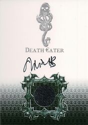 Harry Potter And The Goblet Of Fire, Auto/relic Card De5