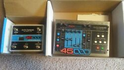 Electro-Harmonix 45000 Looper Guitar Effect Pedal w footswitch