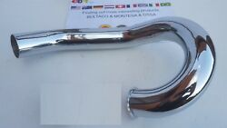Exhaust Bultaco Sherpa Kit Campeon New Model 80 And 91 Sherpa Exhaust Pipe New