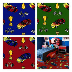 Start Your Engine   Custom Area Rug Made-to-order Home And School Sizes And Shapes