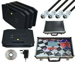Str National Hot Rod Corner Weight Electronic Scales System Motorsport Oval Car