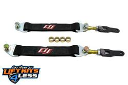 Cognito 110-90232 7-9'' Front Limit Strap Kit For 2001-2010 Gmc/chevy 2500/3500