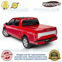 Undercover For 2016-2018 Toyota Tacoma 5' Bed Elite Lx Truck Cover Uc4138l-4v6