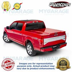 Undercover For 2016-2018 Toyota Tacoma 5' Bed Elite Lx Truck Cover Uc4138l-1d6