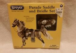Breyer Parade Saddle and Bridle set traditional series 1:9 scale NWT
