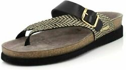 Mephisto Womenand039s Helen Thong Sandals 5 Black