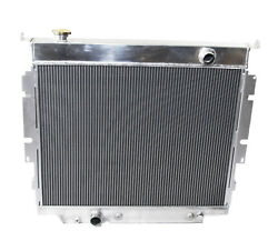 Fit 83-94 Ford F-250 F-350 Diesel V8 Mt Only 3 Row Performance Radiator
