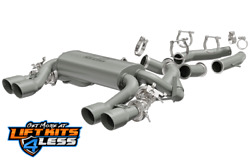 Magnaflow 19175 3 Dia. Touring Perf. Cat-back Exhaust For 15-18 Bmw M3 L6 3.0l