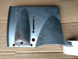 1959 Buick Lower Dash Steering Column Cover With Ignition Switch
