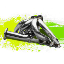 For 86-92 Toyota Supra 1jz-ge/-gte T4 Racing Performance Turbo Manifold Exhaust