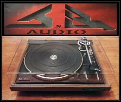 Dual 721 New Jnb Dust Cover For Turntable  -= Made In Usa =-