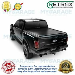 Retrax For 2016-2018 Nissan Titan 6.5and039 Bed Powertraxpro Mx Tonneau Cover 90752