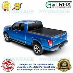 Retrax For 2004-2018 Nissan Titan 5.5and039 Bed One Mx Tonneau Cover 60741