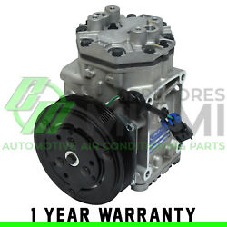 New AC Compressor and Clutch York fits Freightliner FS65 1996-2008 ABPN83304161