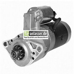 Starter For Perkins Cf. No. M2t54085 M2t54091 12v 16kw 11z. New
