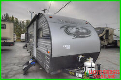 2019 Wolf Pup 18RJB  - Slideless Toy Hauler 2019 Forest River Wolf Pup 18RJB New