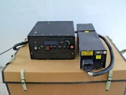 Coherent Avia 355-7000 0179-060-50 & 0179-018-50 Laser system Sold As-Is