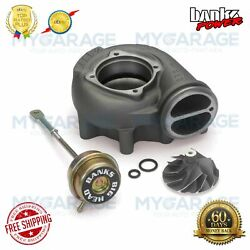Banks For 99-03 Ford 7.3l Power Turbo Upgrade Kit - Big-head Comp Wheel 24458