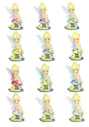 Precious Moments Disney Light Up Wings Tinker Bell Birthday Fairy - Choose Month