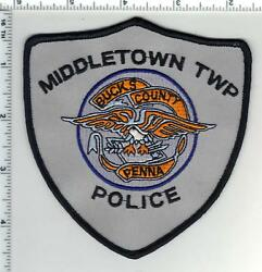 Middletown Township Police Pennsylvania 4th Issue Uniform Patch