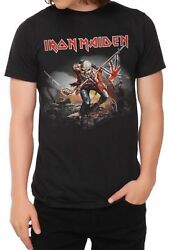 Iron Maiden The Trooper T-Shirt Mens Tee Rock Licensed & Official XS-3XL NWT