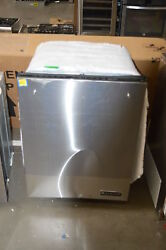Jenn-air Jdb9200cwp 24 Stainless Fully Integrated Dishwasher Nob 35417 Mad