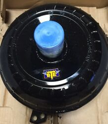 Bte Racing 11 Inch Pro Mod Racing Torque Converter For Blowers Nitrous Turbos