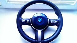 BMW 5 6 7 series M tech Steering Wheel WITH HEATING fits F10 F11 F18 F06 F12