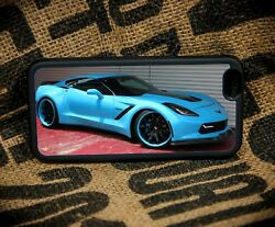 Corvette C7 Stringray Iphone 6 7 8 S Or + And X Models/samsung S5 6 7 Cases