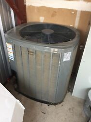 Trane XR 5 Ton AC Condensing Unit & Air Handler 2016 Both Items In The Pictures