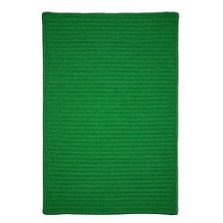 Simply Home Leaf Green Braided Area Rug/runner. Many Sizes. H910 Green