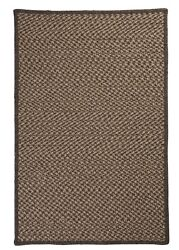 Natural Wool Houndstooth Caramel Braided Area Rug/runner. Many Sizes. Hd34