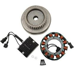 Cycle Electric 27a Alternator Kit For Harley 2007-08 Xl 1200 Sportster Ce-24s-07