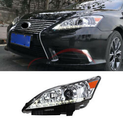 For Lexus ES350 2010-12 Front Headlights Assembly (Left)Turn Signal Lamps