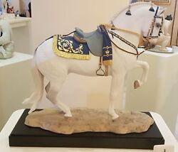 LLADRO++SPANISH PURE BREED HORSE++LIMITED EDITION++NEW IN BOX++01002007++