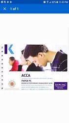 Acca P3 Advanced Business Analyst Pocket Notes Acca Pocket Notes Book