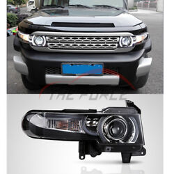 2007-15 Assembly Turn Signal Double Lamp For Toyota FJ  Front LED Headlights