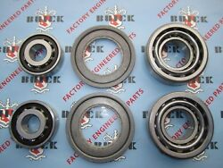 1941-1956 Buick Front Inner And Outer Wheel Bearings And Seals Replacement Kit