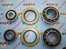 1937-1940 Buick Front Inner And Outer Wheel Bearings With Seals Replacement Kit